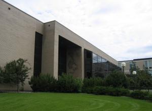 Queen Elizabeth 2nd Music Building at Brandon University