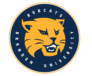 Brandon University Bobcats Logo